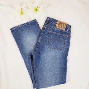 Polo Ralph Lauren women's boot cut jeans, sz 12.
